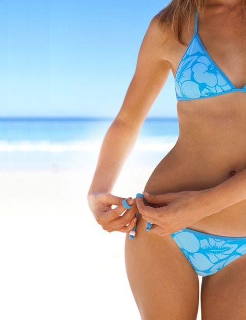 Clothing, Brassiere, Skin, Swimwear, Bikini, Swimsuit bottom, Swimsuit top, Joint, Undergarment, Summer,