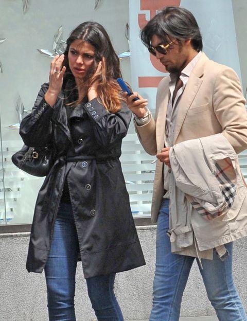 Clothing, Coat, Trousers, Denim, Jeans, Outerwear, Fashion, Blazer, Pocket, Jacket,