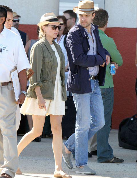 Clothing, Footwear, Eyewear, Leg, Hat, Sleeve, Trousers, Shirt, Outerwear, Coat,