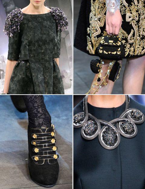 Dress, Style, Pattern, Font, Fashion, Black, Street fashion, Natural material, Design, Waist,