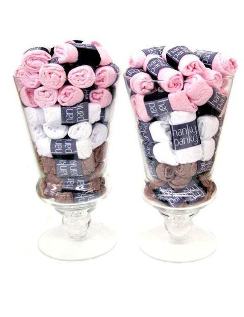 Pink, Glass, Cuisine, Sweetness, Dessert, Frozen dessert, Dairy, Ice cream, Artificial flower, Snack,