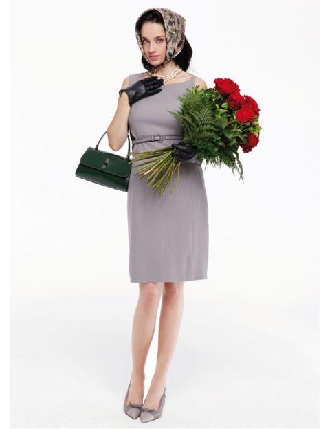 Joint, Flower, Petal, Dress, Bouquet, Cut flowers, Fashion, One-piece garment, Day dress, Flower Arranging,