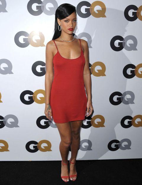 Clothing, Dress, Shoulder, Pattern, Human leg, Red, One-piece garment, Style, Waist, Cocktail dress,