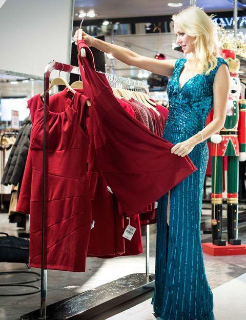 Textile, Clothes hanger, Fashion, One-piece garment, Retail, Costume, Costume design, Boutique, Fashion design, Gown,