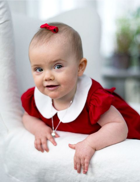 Nose, Ear, Mouth, Lip, Red, Jewellery, Baby & toddler clothing, Child, Toddler, Baby,