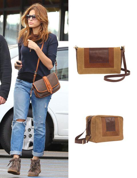 Leg, Brown, Product, Denim, Shoulder, Textile, Jeans, Outerwear, Bag, Style,