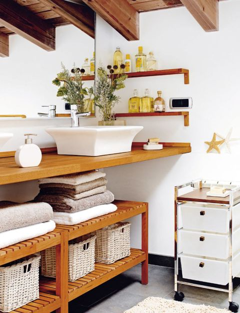 Wood, Room, Interior design, Drawer, White, Furniture, Wall, Ceiling, Chest of drawers, Hardwood,