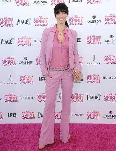 Sleeve, Textile, Magenta, Collar, Pink, Style, Formal wear, Purple, Blazer, Fashion,