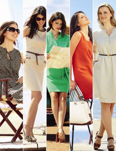 0b62dd24c Los vestidos de verano van a la oficina