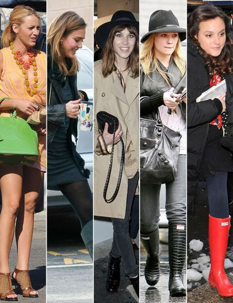 Clothing, Face, Leg, Hat, Outerwear, Coat, Style, Fashion accessory, Fashion, Sun hat,