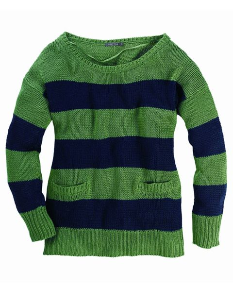 Green, Sweater, Blue, Product, Yellow, Sleeve, Textile, Outerwear, White, Pattern,