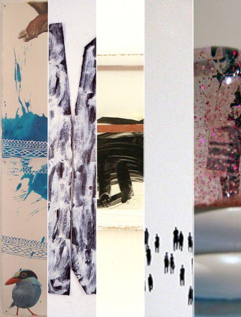 Bird, Feather, Beak, Art paint, Natural material, Visual arts, Painting, Paint, Modern art, Wing,