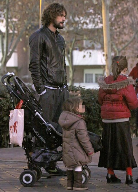 Product, Trousers, Winter, Jacket, Baby carriage, Outerwear, Mammal, Style, Coat, Baby Products,