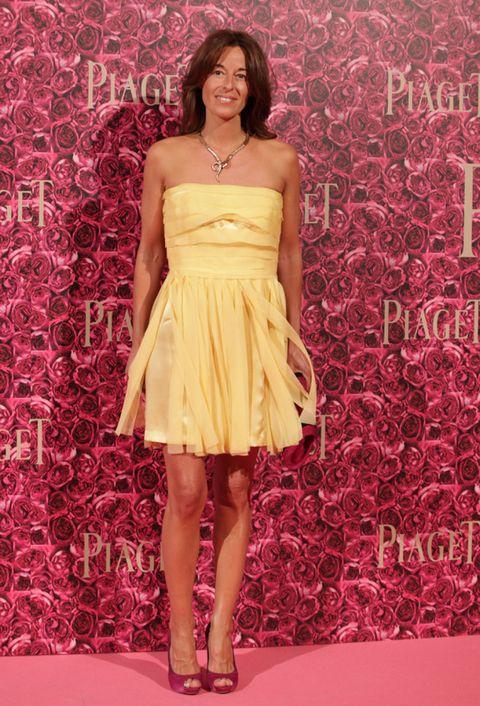 Clothing, Dress, Human body, Shoulder, Red, Textile, Human leg, Pink, Magenta, One-piece garment,
