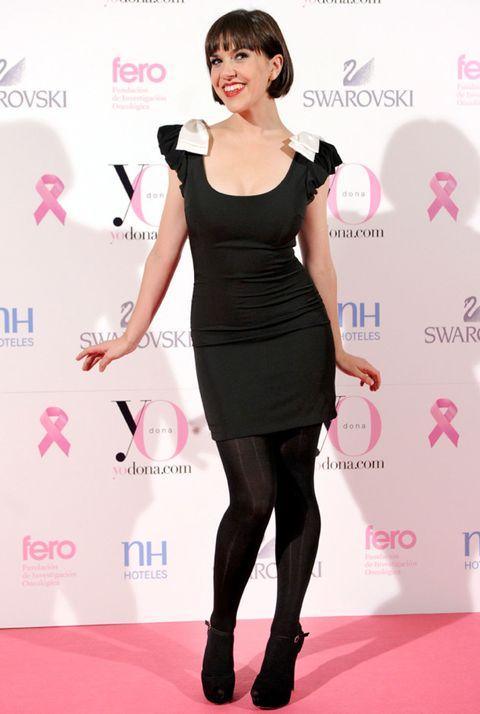 d30b102b45 Las famosas se suman a la lucha contra el cáncer