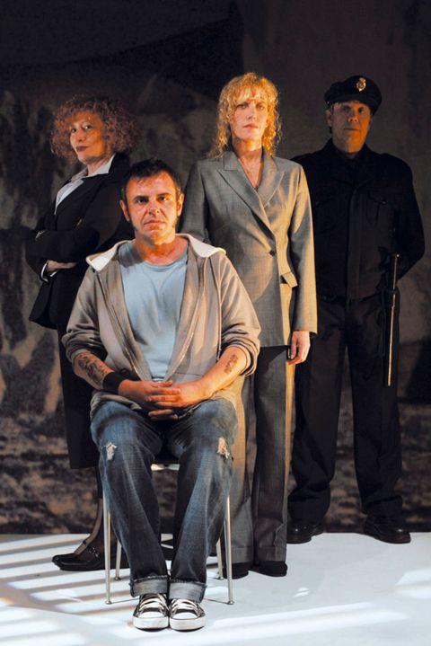 Leg, Denim, Standing, Dress shirt, Sitting, Fashion, Blazer, Pocket, Fashion design, Suit trousers,