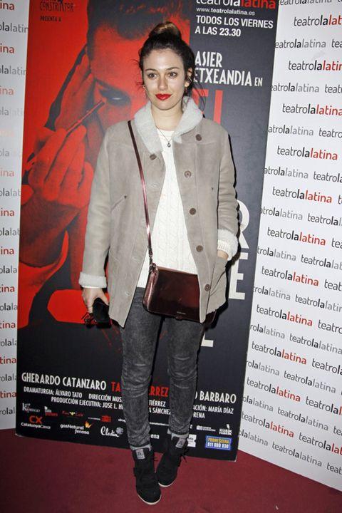 Sleeve, Collar, Style, Coat, Blazer, Advertising, Poster, Pocket, Design, Fashion model,