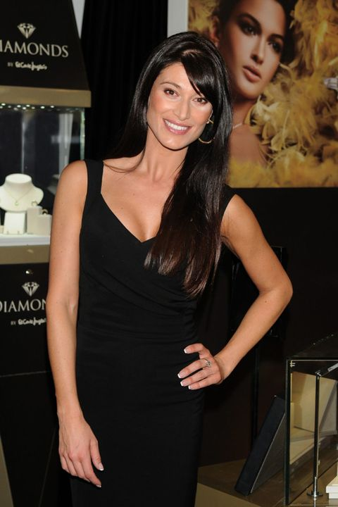 Hairstyle, Dress, Shoulder, Joint, Style, Little black dress, Black hair, Cocktail dress, Eyelash, Beauty,