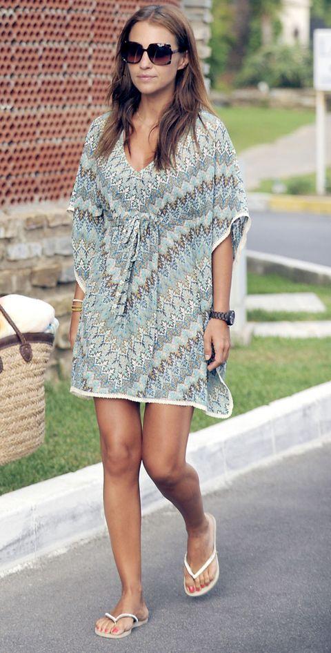 Clothing, Sleeve, Shoulder, Human leg, Textile, Joint, Dress, Pattern, Style, Street fashion,