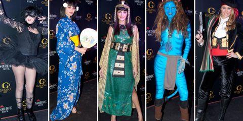 Hat, Headgear, Costume accessory, Fashion, Costume, Wig, Costume design, Artificial hair integrations, Fashion design, Makeover,