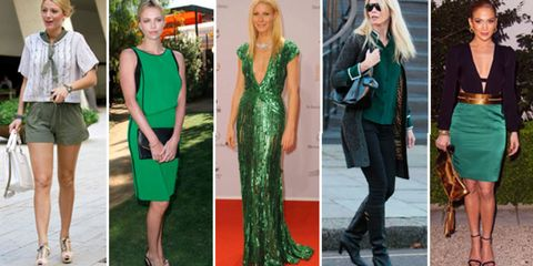 Clothing, Footwear, Leg, Green, Outerwear, Style, Waist, Fashion, Street fashion, Thigh,