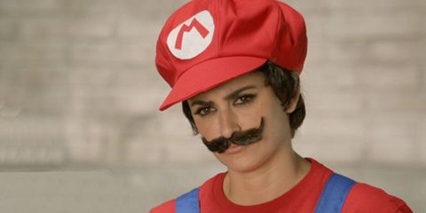 Clothing, Lip, Cap, Red, White, T-shirt, Headgear, Baseball cap, Carmine, Cool,