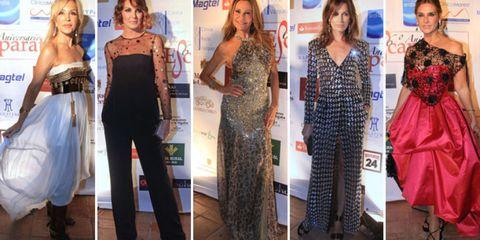 Clothing, Dress, Trousers, Flooring, Style, Formal wear, Waist, Fashion, One-piece garment, Carpet,