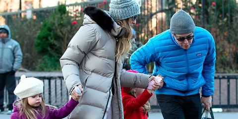 Clothing, Footwear, Leg, Trousers, Shoe, Textile, Hat, Winter, Outerwear, Coat,