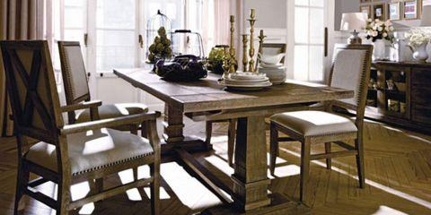 Room, Interior design, Floor, Furniture, Table, Flooring, Hardwood, Flowerpot, Interior design, Houseplant,