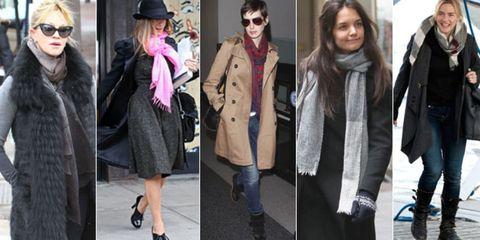 446aa35f52 ... internacional se protegen del frío con cálidos abrigos, bufandas,  guantes y sombreros consiguiendo un outfit perfecto. Ahora puedes lucirlo tú  también.