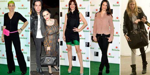 Clothing, Footwear, Leg, Green, Trousers, Outerwear, Style, Fashion accessory, Waist, Fashion,