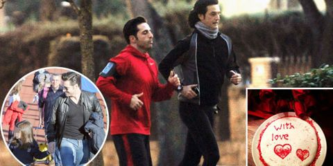 Mammal, Winter, Mirror, Jogging, Active pants, Scarf,