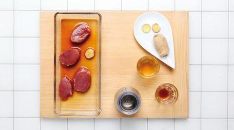 Food, Tableware, Dishware, Plate, Dish, Meal, Ingredient, Fast food, Tile, Serveware,
