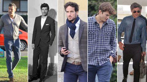 Hair, Product, Dress shirt, Trousers, Sleeve, Coat, Collar, Shirt, Textile, Outerwear,