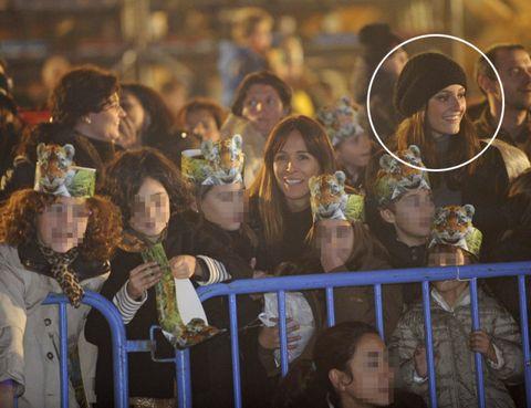 Face, Head, Nose, Mouth, Eye, Hat, Sun hat, Audience, Fedora, Fan,