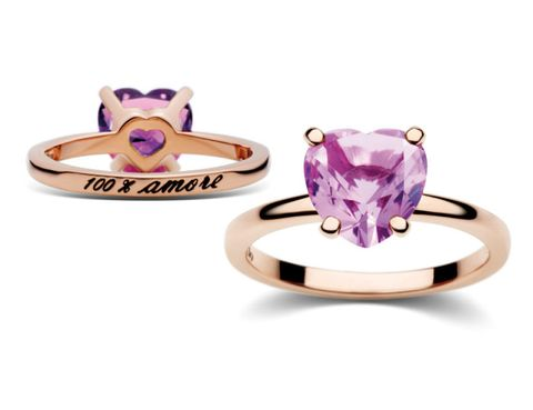Purple, Violet, Pink, Magenta, Jewellery, Body jewelry, Fashion accessory, Natural material, Lavender, Metal,