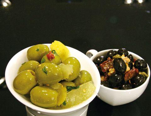 Food, Ingredient, Produce, Cuisine, Tableware, Dish, Bowl, Fruit salad, Meal, Fruit,
