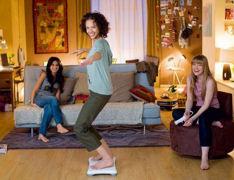 Leg, Human, Lighting, Room, Flooring, Interior design, Lamp, Living room, Interior design, Wood flooring,