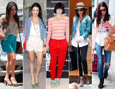 Clothing, Eyewear, Footwear, Leg, Trousers, Denim, Shirt, Textile, Hat, Outerwear,