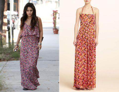 81aba70ed Los vestidos largos son para el verano