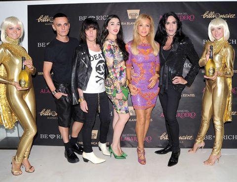 Face, Human, Leg, Thigh, Fashion, Fashion design, Costume, Waist, Fashion model, Latex,