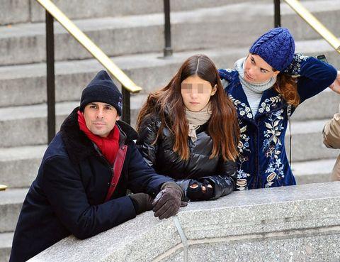 Nose, Winter, Street fashion, Beanie, Knit cap, Scarf, Hood, Bonnet, Glove, Curious,