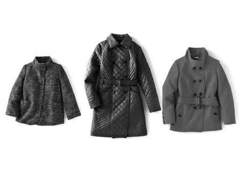 Clothing, Product, Sleeve, Coat, Collar, Textile, Outerwear, White, Jacket, Style,