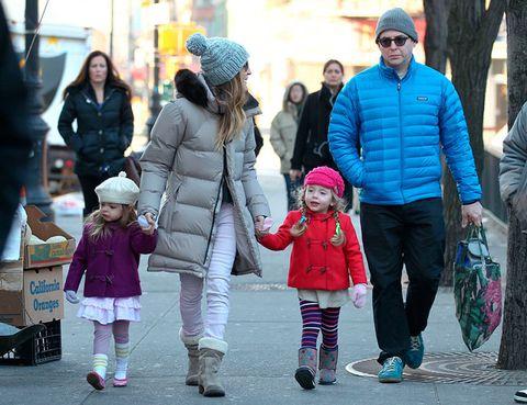 Clothing, Footwear, Winter, People, Trousers, Jacket, Hat, Child, Outerwear, Coat,