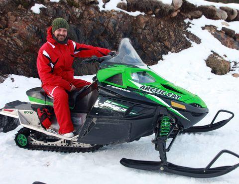 Snowmobile, Winter, Snow, Winter sport, Freezing, Racing, Adventure, Sunglasses, Auto racing, Motorsport,
