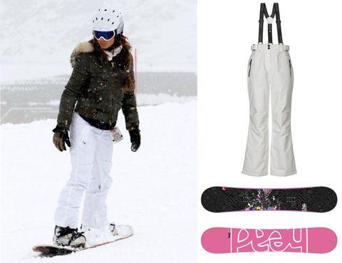 Goggles, White, Personal protective equipment, Helmet, Cool, Snow, Glove, Boardsport, Winter sport, Individual sports,