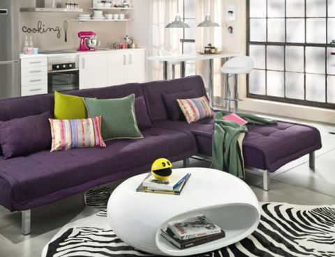 Interior design, Room, Living room, Floor, Wall, Home, Furniture, White, Couch, Interior design,