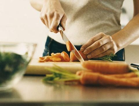Food, Ingredient, Dishware, Cook, Tableware, Recipe, Cooking, Kitchen utensil, Dish, Mixing bowl,