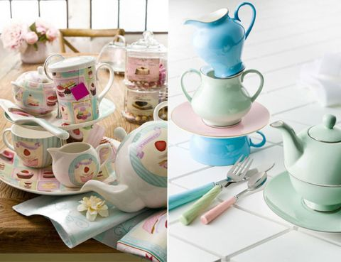Serveware, Dishware, Porcelain, Drinkware, Tableware, Ceramic, Cup, Teapot, Pink, earthenware,