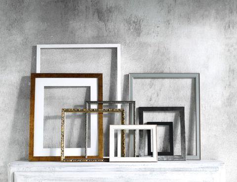 Wall, Rectangle, Art, Grey, Parallel, Visual arts, Mirror, Still life photography,